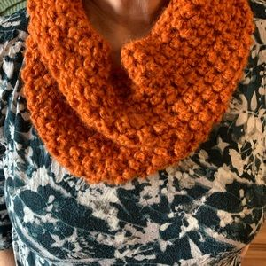 Infinity Scarf Brand new hand crafted